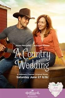 A Country Wedding - Poster / Capa / Cartaz - Oficial 1