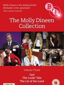 Molly Dineen Collection Volume 3: The Lie of the Land - Poster / Capa / Cartaz - Oficial 1