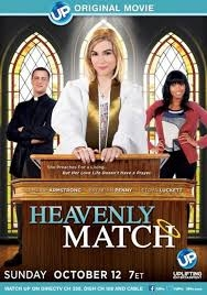 Heavenly Match - Poster / Capa / Cartaz - Oficial 2