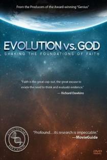 Evolução vs. Deus - Sacudindo os Fundamentos da Fé - Poster / Capa / Cartaz - Oficial 1