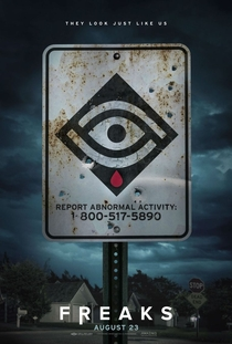 Freaks - Poster / Capa / Cartaz - Oficial 1