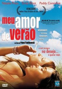 Meu Amor de Verão - Poster / Capa / Cartaz - Oficial 3