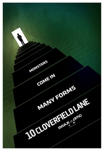 Rua Cloverfield, 10 - Poster / Capa / Cartaz - Oficial 5