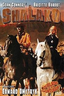 Shalako - Poster / Capa / Cartaz - Oficial 6