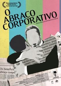 O Abraço Corporativo - Poster / Capa / Cartaz - Oficial 1