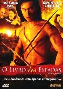 O Livro das Espadas - Poster / Capa / Cartaz - Oficial 4