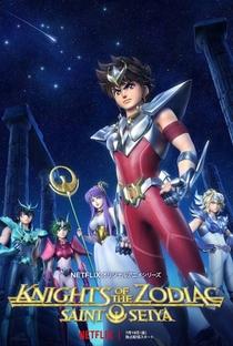 Saint Seiya: Os Cavaleiros do Zodíaco (Parte 1) - Poster / Capa / Cartaz - Oficial 3