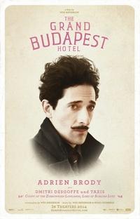 O Grande Hotel Budapeste - Poster / Capa / Cartaz - Oficial 12