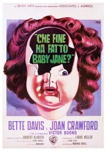O Que Terá Acontecido a Baby Jane? - Poster / Capa / Cartaz - Oficial 2