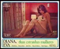 Duas Estranhas Mulheres - Poster / Capa / Cartaz - Oficial 1