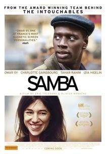 Samba - Poster / Capa / Cartaz - Oficial 2