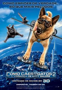 Como Cães e Gatos 2: A Vingança de Kitty Gallore - Poster / Capa / Cartaz - Oficial 1