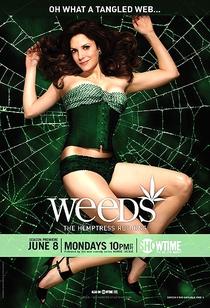 Weeds (5ª Temporada) - Poster / Capa / Cartaz - Oficial 1