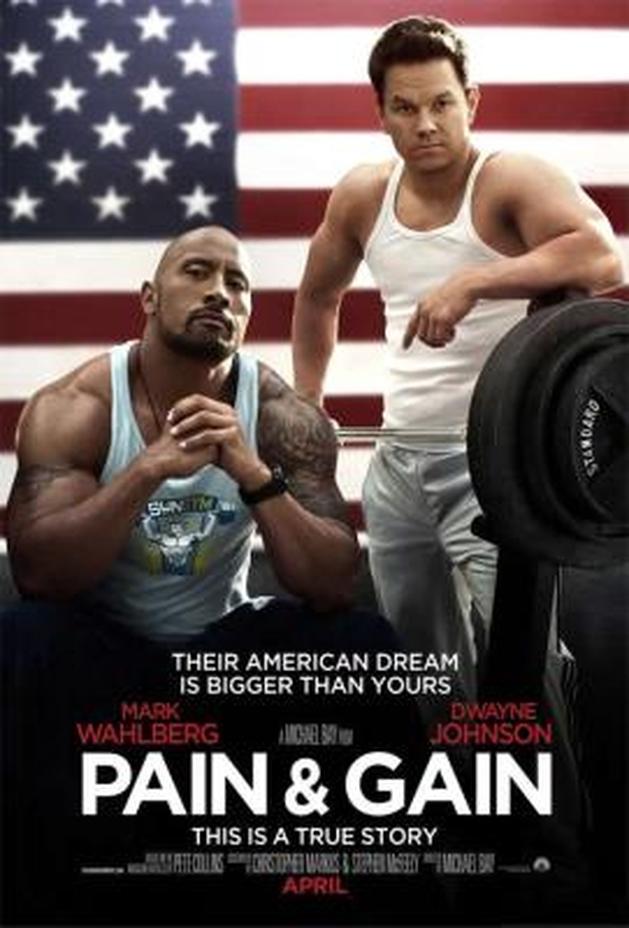 Veja o primeiro trailer de Pain & Gain, de MichaelBay