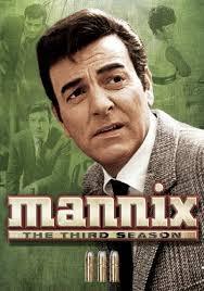 Mannix (3ª Temporada) - Poster / Capa / Cartaz - Oficial 1