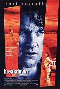 Breakdown - Implacável Perseguição - Poster / Capa / Cartaz - Oficial 3