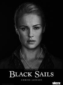 Black Sails (1ª Temporada) - Poster / Capa / Cartaz - Oficial 8