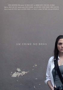 Um Crime no Brás - Poster / Capa / Cartaz - Oficial 1
