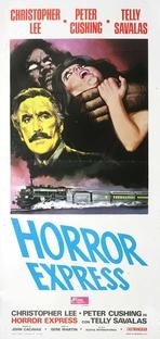 O Expresso do Horror - Poster / Capa / Cartaz - Oficial 4
