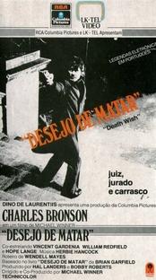 Desejo de Matar - Poster / Capa / Cartaz - Oficial 3