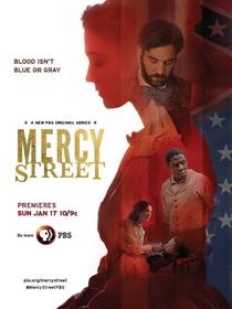 Mercy Street (1ª Temporada) - Poster / Capa / Cartaz - Oficial 1