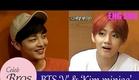 """BTS V & Minjae, Celeb Bros """"Special Edition"""""""
