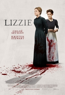Lizzie - Poster / Capa / Cartaz - Oficial 2