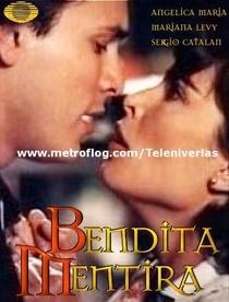 Bendita Mentira - Poster / Capa / Cartaz - Oficial 1