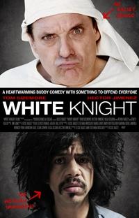 White Knight - Poster / Capa / Cartaz - Oficial 2