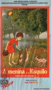 A Menina e o Esquilo - Poster / Capa / Cartaz - Oficial 3