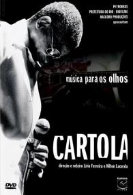 Cartola - Música Para os Olhos - Poster / Capa / Cartaz - Oficial 1