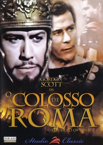 O Colosso de Roma - Poster / Capa / Cartaz - Oficial 2