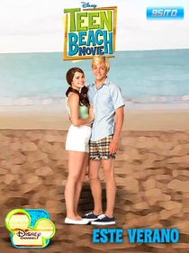 Teen Beach Movie - Poster / Capa / Cartaz - Oficial 3