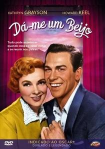Dá-me um Beijo - Poster / Capa / Cartaz - Oficial 2