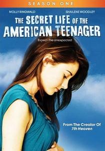 A Vida Secreta de uma Adolescente Americana (1ª Temporada) - Poster / Capa / Cartaz - Oficial 1