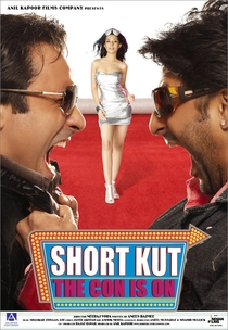 Short Kut - The Con Is On - Poster / Capa / Cartaz - Oficial 1