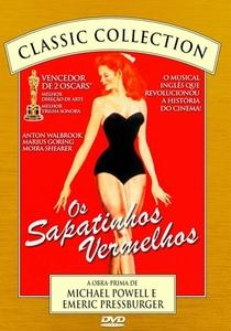 Os Sapatinhos Vermelhos - Poster / Capa / Cartaz - Oficial 5