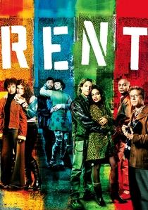 Rent - Os Boêmios - Poster / Capa / Cartaz - Oficial 3