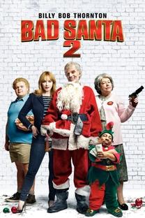 Papai Noel às Avessas 2 - Poster / Capa / Cartaz - Oficial 3