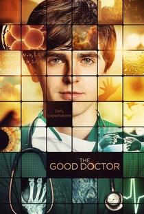 The Good Doctor: O Bom Doutor (1ª Temporada) - Poster / Capa / Cartaz - Oficial 2