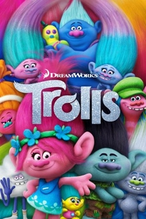 Trolls - Poster / Capa / Cartaz - Oficial 6