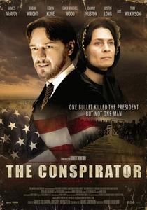 Conspiração Americana - Poster / Capa / Cartaz - Oficial 1