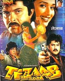 Tezaab - Poster / Capa / Cartaz - Oficial 1