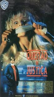 Questão de Justiça - Poster / Capa / Cartaz - Oficial 1