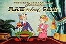 Mãe e Pai, as Crianças e o Cheiroso (Maw and Paw)