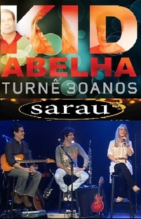 Sarau Globo News: Kid Abelha - Poster / Capa / Cartaz - Oficial 1