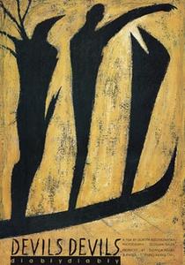 Diably, diably - Poster / Capa / Cartaz - Oficial 1