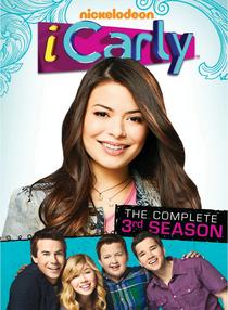 iCarly (3ª Temporada) - Poster / Capa / Cartaz - Oficial 1