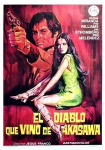 The Devil Came from Akasava - Poster / Capa / Cartaz - Oficial 1