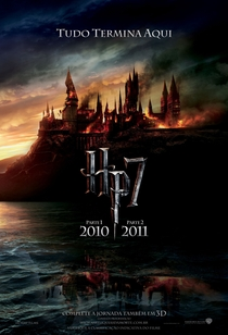 Harry Potter e as Relíquias da Morte - Parte 1 - Poster / Capa / Cartaz - Oficial 22